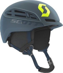 Scott Couloir Helm storm grey/ultramarine yellow (271749-6622)