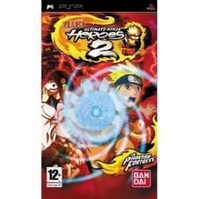 Naruto - Ultimate Ninja Heroes 2 (PSP)