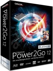 CyberLink Power2Go 12 Platinum (deutsch) (PC)