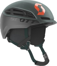 Scott Couloir Freeride Helm sombre green/pumpkin orange (271750-6624)