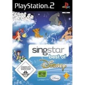 SingStar: Best of Disney (PS2)