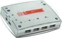 Longshine LCS-883R-USB-4, 4 Ports
