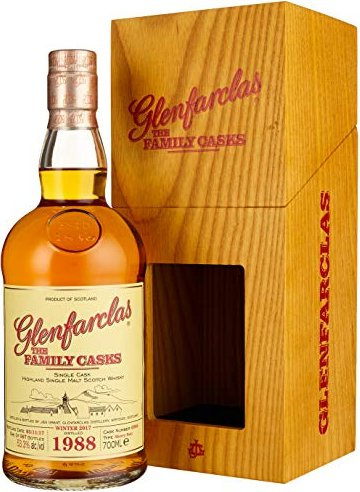 Glenfarclas The Family Casks 1988-2017 700ml