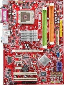 MSI P35 Neo-F (7360-010)