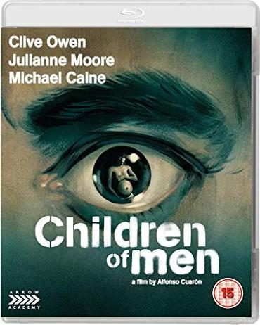 Children of Men (Blu-ray) (UK) -- via Amazon Partnerprogramm