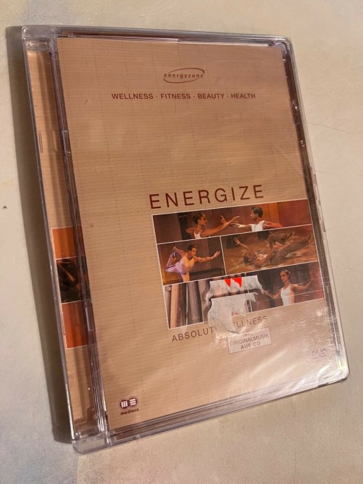 Absolute Wellness - Energize -- via Amazon Partnerprogramm