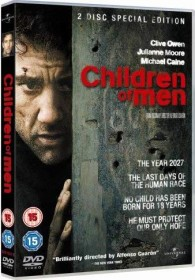 Children of Men (Special Editions) (UK)