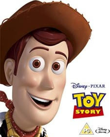 Toy Story (Blu-ray) (UK)