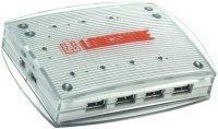 Longshine LCS-883R-USB-7, 7 Ports