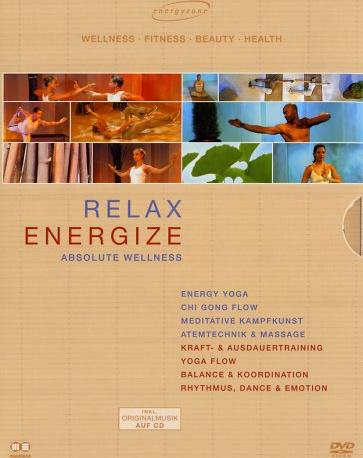 Absolute Wellness - Energize & Relax -- via Amazon Partnerprogramm