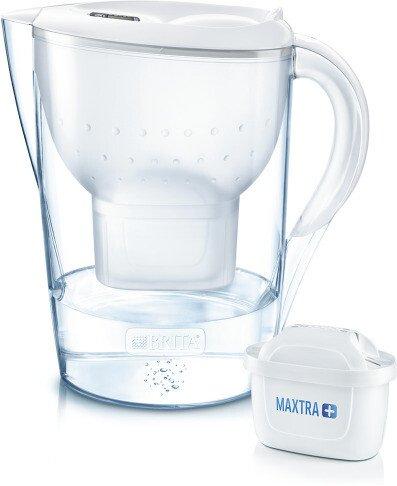 Brita Marella XL Tischwasserfilter weiß -- via Amazon Partnerprogramm