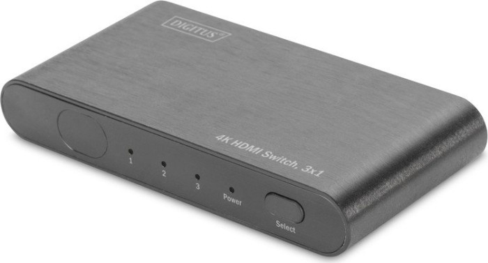 Digitus DS-45316 HDMI switch 3-port
