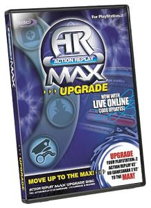 Action Replay Max Upgrade (German) (PS2)