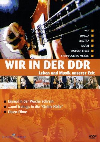 Wir in der DDR - Leben und Musik in unserer Zeit -- via Amazon Partnerprogramm
