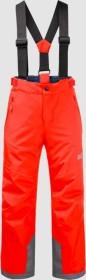 Jack Wolfskin Great Snow Skihose lang flashing red (Junior) (1608711-2096)