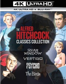 Alfred Hitchcock Classics Collection (4K Ultra HD) (UK)