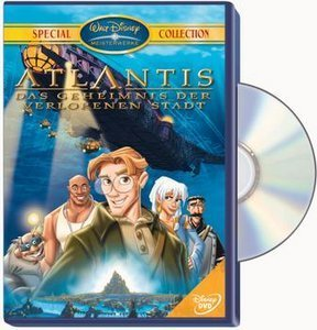 Atlantis (Disney, Special Editions)