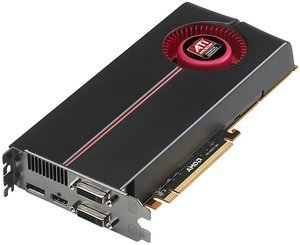 Various Radeon HD 5850, 1GB GDDR5, 2x DVI, HDMI, DisplayPort -- © computerbase.de