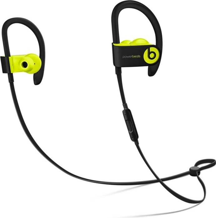 Apple Beats Powerbeats3 Wireless Shock Yellow