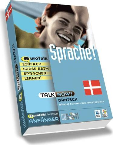 Eurotalk: Talk Now Anfänger - Dänisch (PC/MAC) -- via Amazon Partnerprogramm