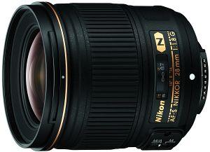 Nikon AF-S 28mm 1.8G schwarz (JAA135DA)