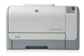 HP Color LaserJet CP1215, Farblaser (CC376A)