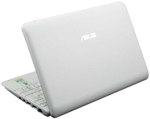 ASUS Eee PC 1001PX-WHI044S white -- ©notebookcheck.com