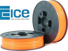 ICE-Filaments ABS, Fluo Obstinate Orange, 1.75mm, 50g (ICE30FUN008)
