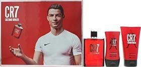 Cristiano Ronaldo CR7 EdT 100ml + Duschgel 150ml + Aftershave 100ml Duftset