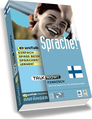 Eurotalk: Talk Now Anfänger - Finnisch (deutsch) (PC/MAC) -- via Amazon Partnerprogramm