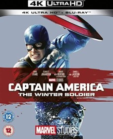 Captain America - The Winter Soldier (4K Ultra HD) (UK)