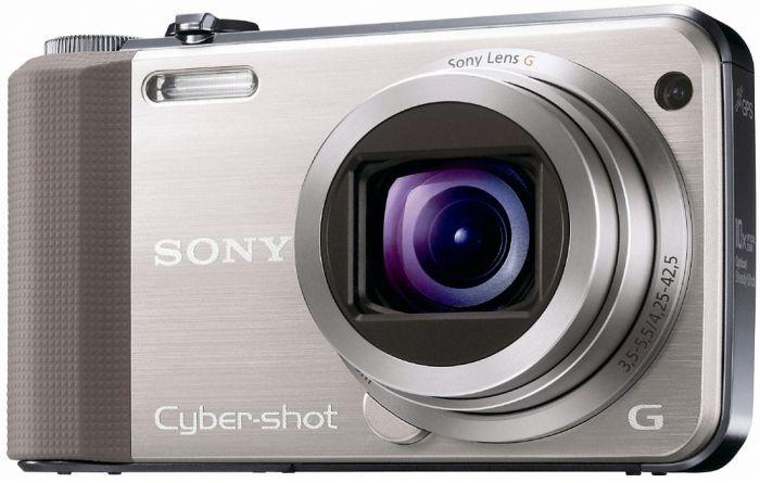 Sony Cyber-shot DSC-HX7V gold