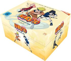 Naruto Box (Season 1-9) (Special Editions) (DVD)