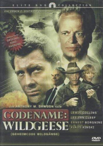 Geheimcode Wildgänse -- via Amazon Partnerprogramm