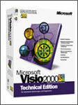 Microsoft: Visio 2000 Technical Edition (englisch) (PC) (D88-00002)