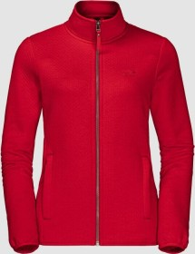 Jack Wolfskin Natori Jacke ruby red (Damen) (1707791-2505)