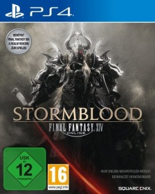 Final Fantasy XIV: Stormblood (MMOG) (PS4)