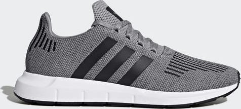 adidas Swift Run grey three/core black/medium grey heather (Herren) (CQ2115)