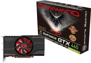 Gainward GeForce GTX 460 Golden Sample, 2GB GDDR5, VGA, 2x DVI, HDMI (1220)