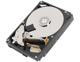Toshiba Surveillance HDD DT02-V Series 6TB, SATA 6Gb/s (DT02ABA600V)