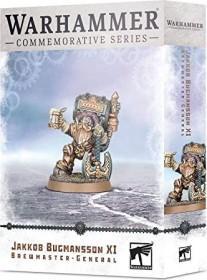 Games Workshop Warhammer Age of Sigmar - Kharadron Overlords - Jakkob Bugmansson XI: Brewmaster-General (99120205038)