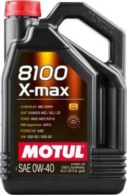Motul 8100 X-max 0W-40 5l