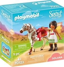playmobil Spirit - Riding Free - Solana beim Voltigieren (70123)