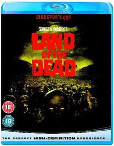 Land Of The Dead (Blu-ray) (UK) -- via Amazon Partnerprogramm