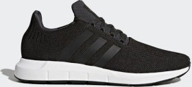 adidas Swift Run black/carbon/core black/medium grey heather (men) (CQ2114)