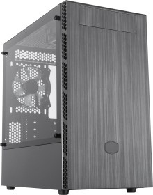 "Cooler Master MasterBox MB400L, Glasfenster, mit 5.25"" Schacht (MCB-B400L-KG5N-S00)"