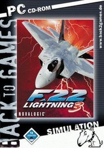 F-22 Lightning 3 (deutsch) (PC)