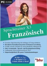 bhv Lernen & Co. - Sprachtrainer X3 Französisch (deutsch) (PC)