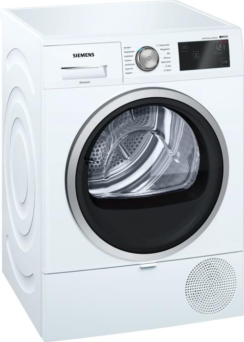 Siemens iQ500 WT47W6A1 heat pump dryer