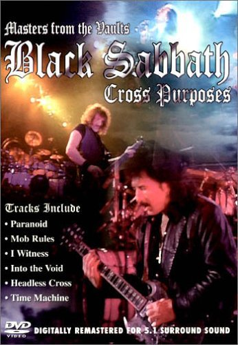 Black Sabbath - Cross Purposes -- via Amazon Partnerprogramm